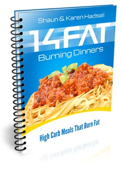 14 Fat Burning Dinners